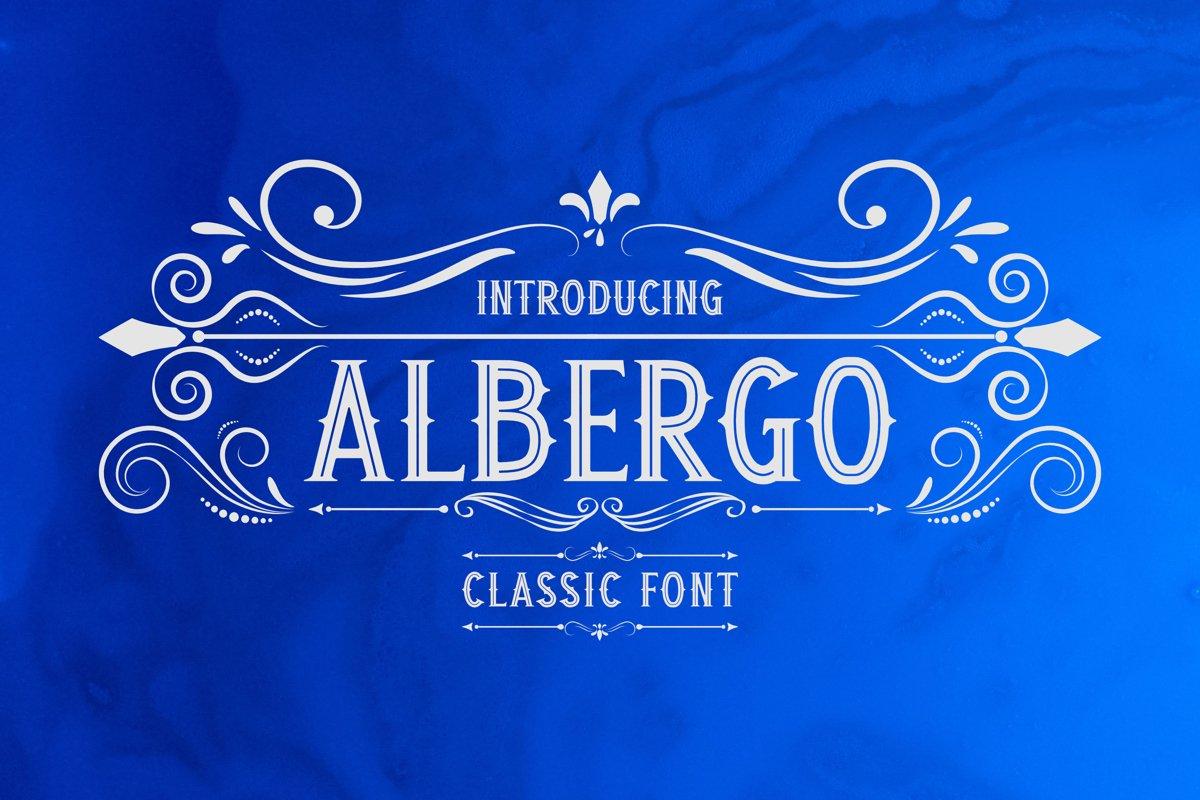 Albergo Display example image 1