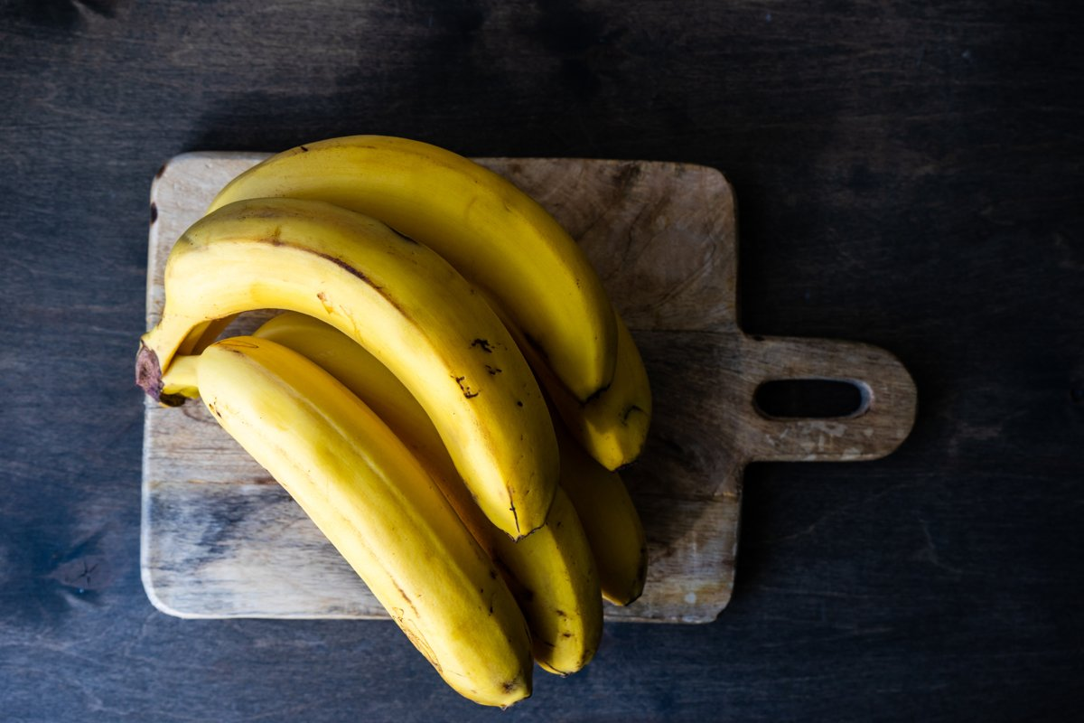 Organic banana example image 1