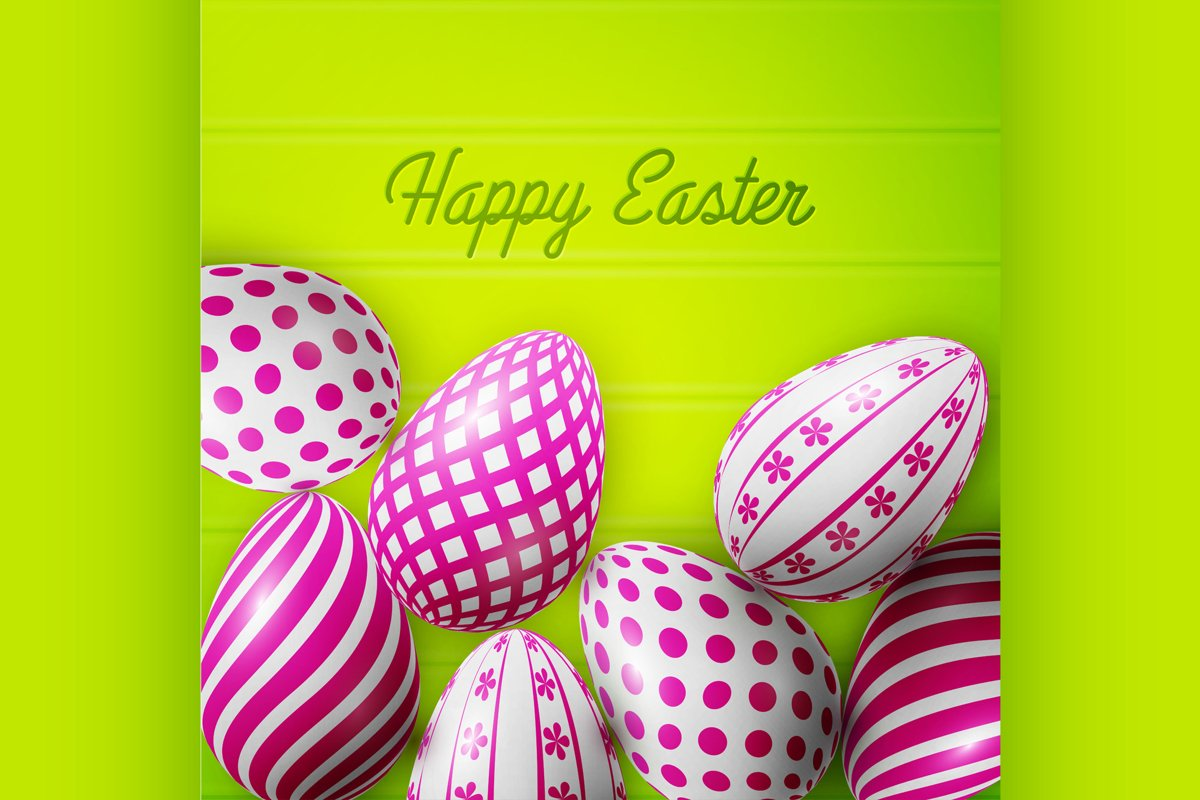 Happy Easter Card example image 1