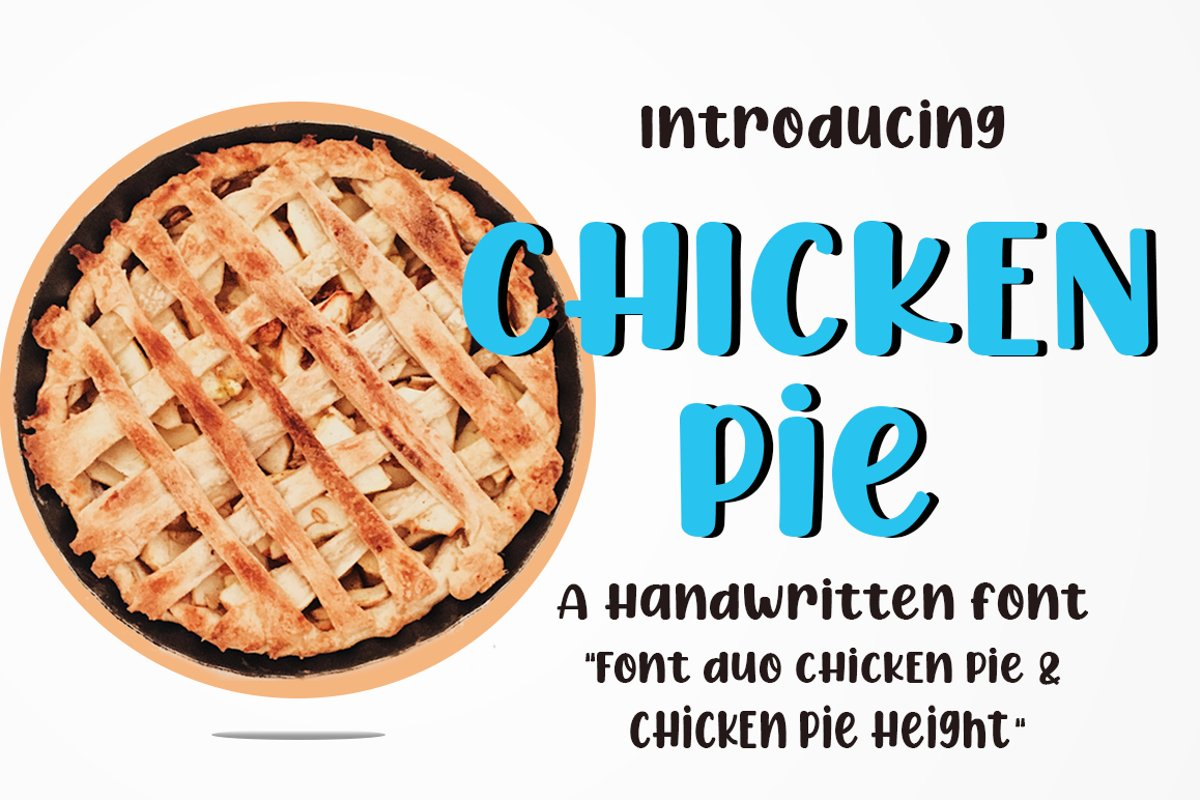 CHICKEN Pie example image 1
