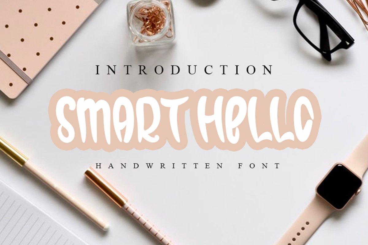 Smart Hello example image 1