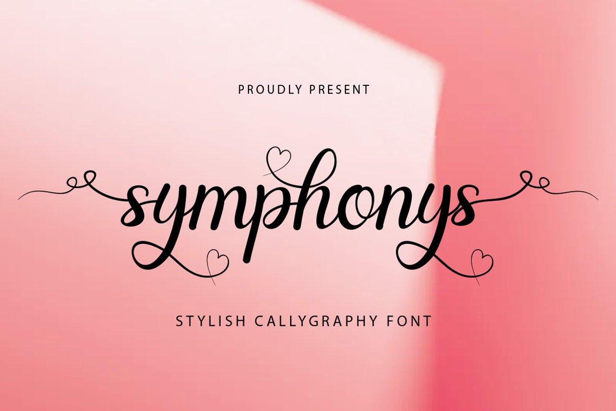 symphonys example image 1