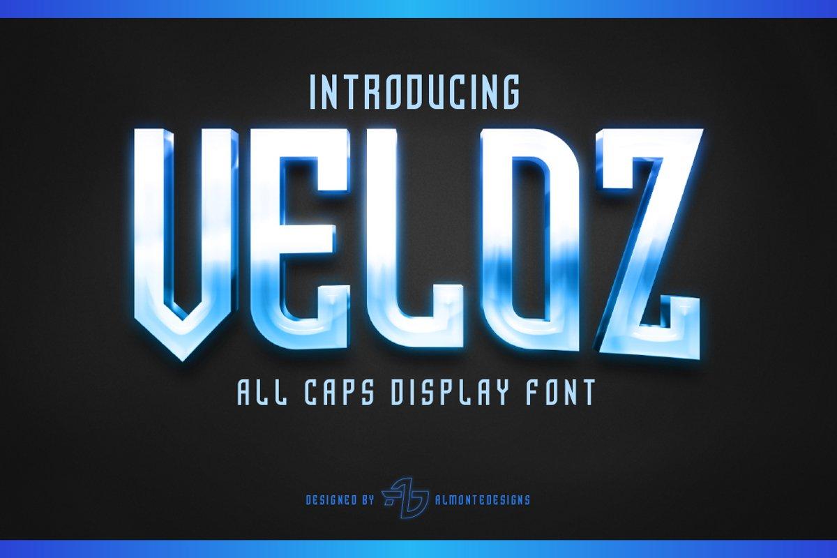 Veloz Display example image 1