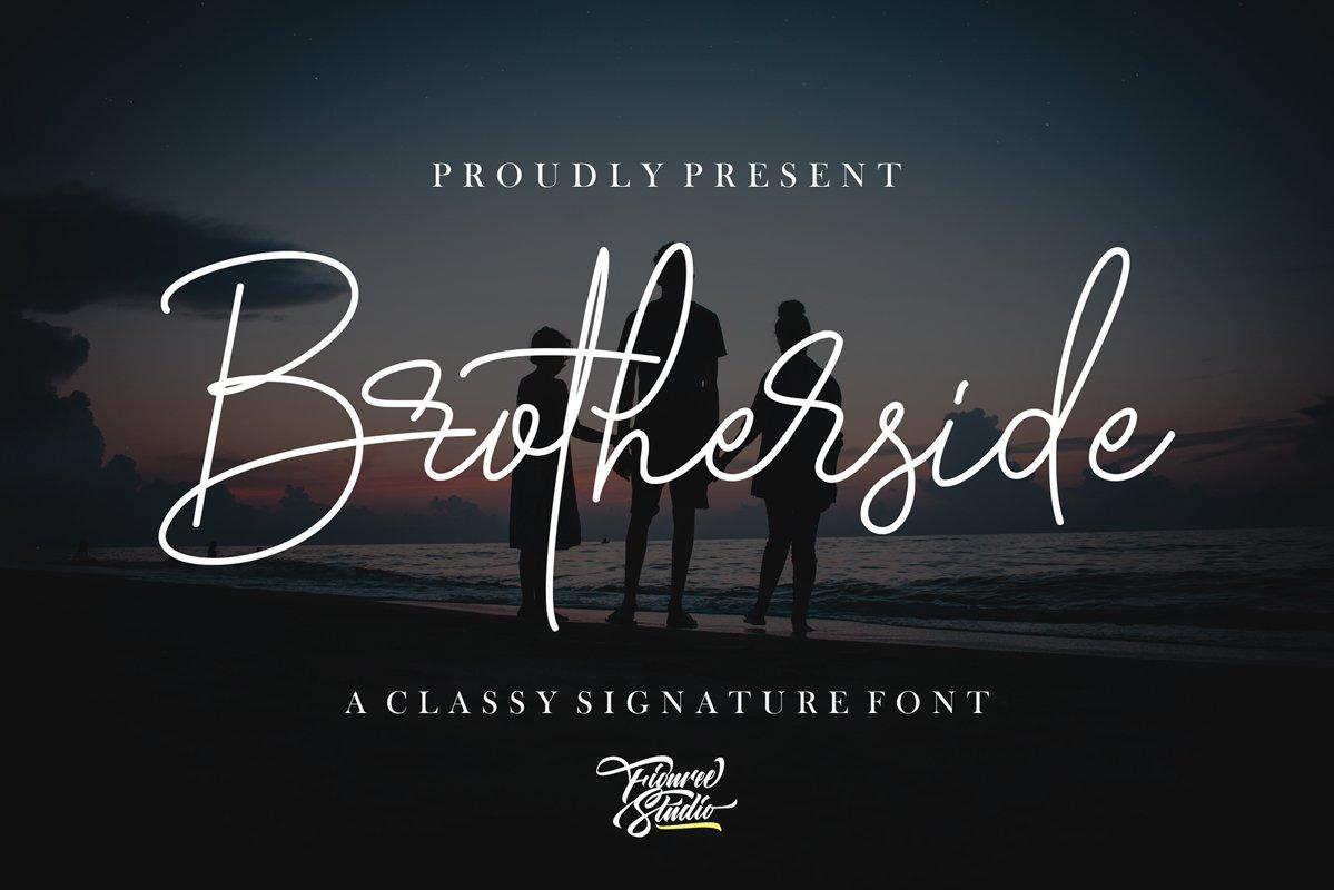 Brotherside Signature example image 1