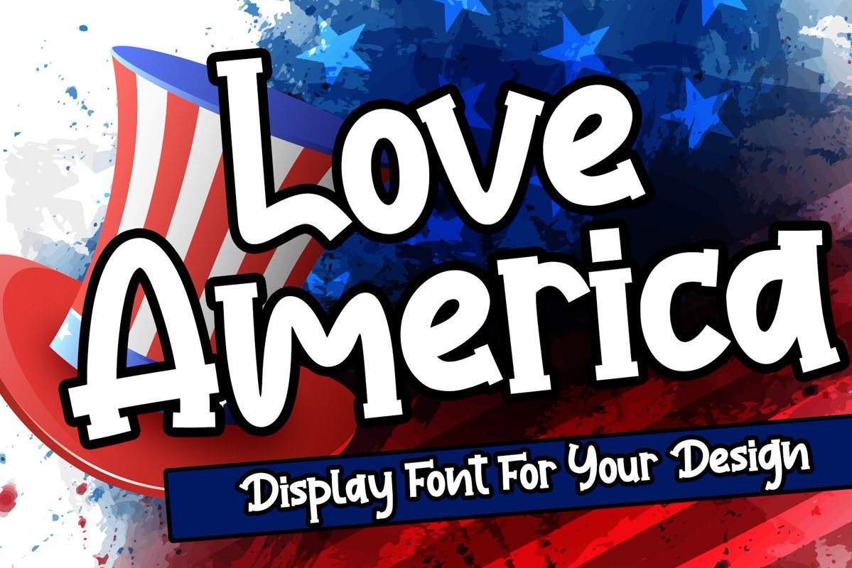 Love America example image 1