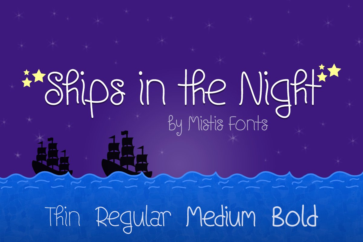 Ships in the Night example image 1