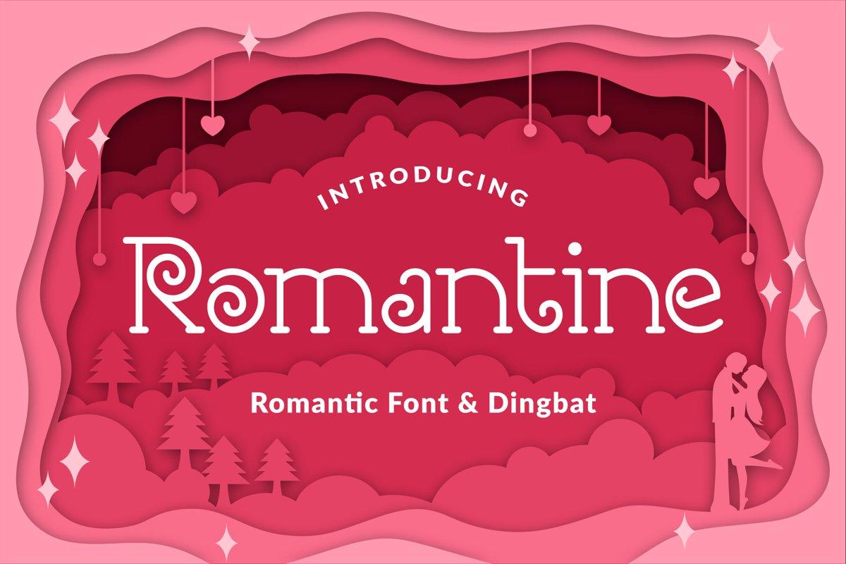 Romantine example image 1