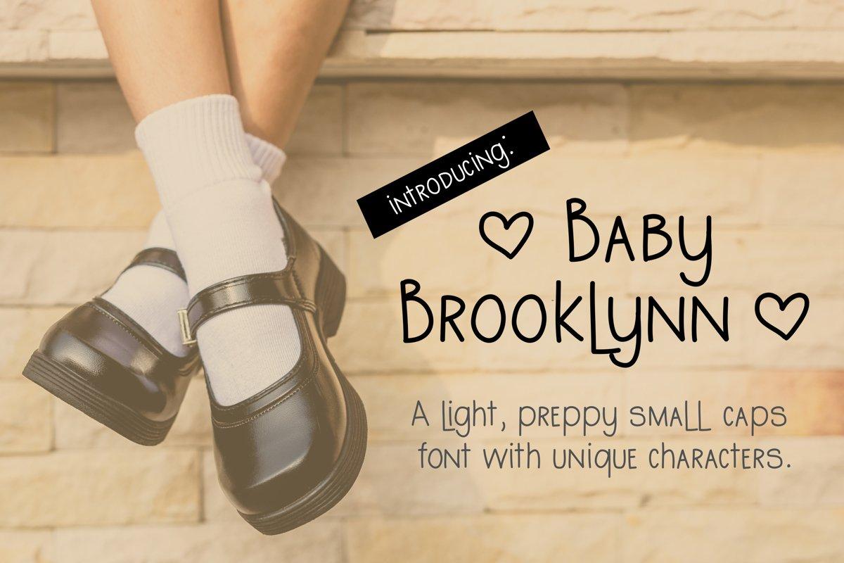 Baby Brooklynn example image 1