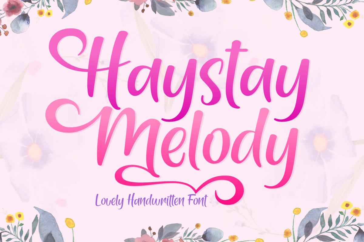 Haystay Melody example image 1