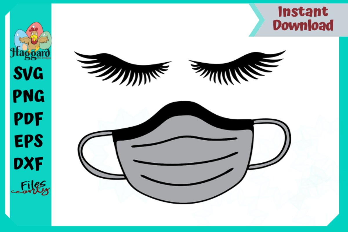 Lashes and Face Mask example image 1