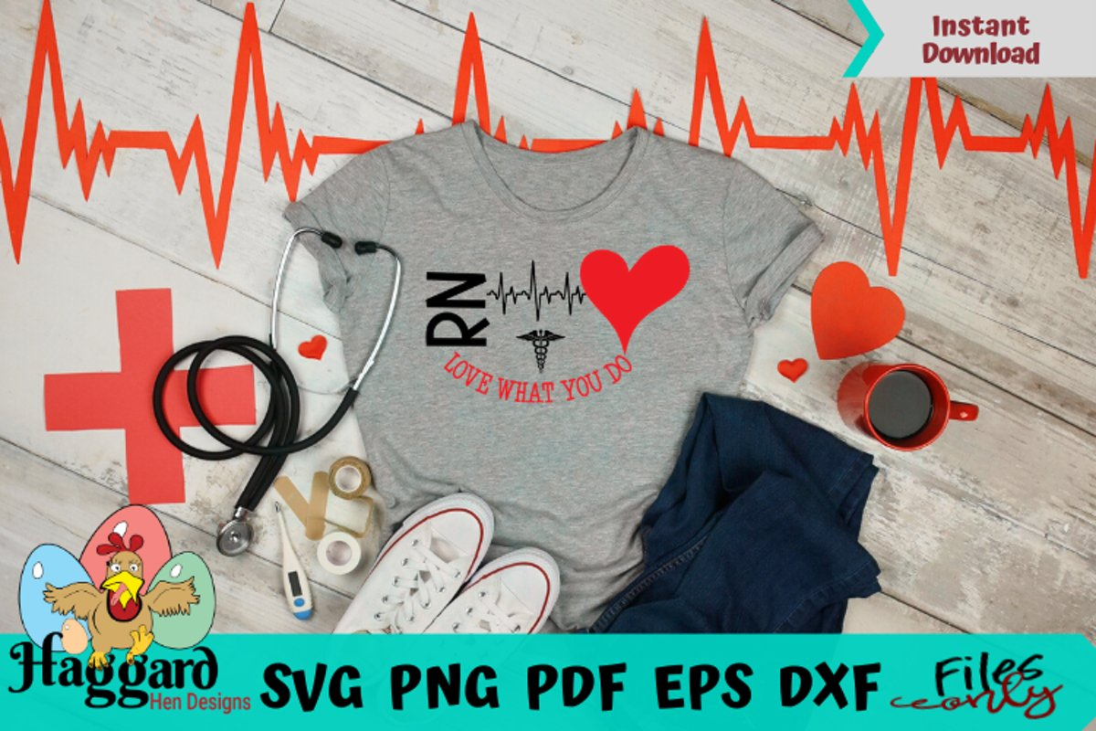 Medical Love What You SVG Bundle example image 1