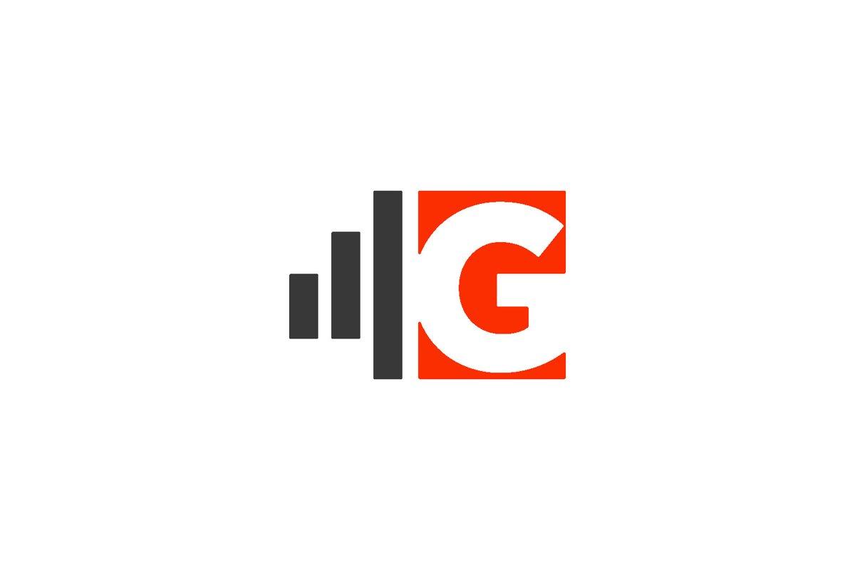 4G Symbol Logo Isolated example image 1