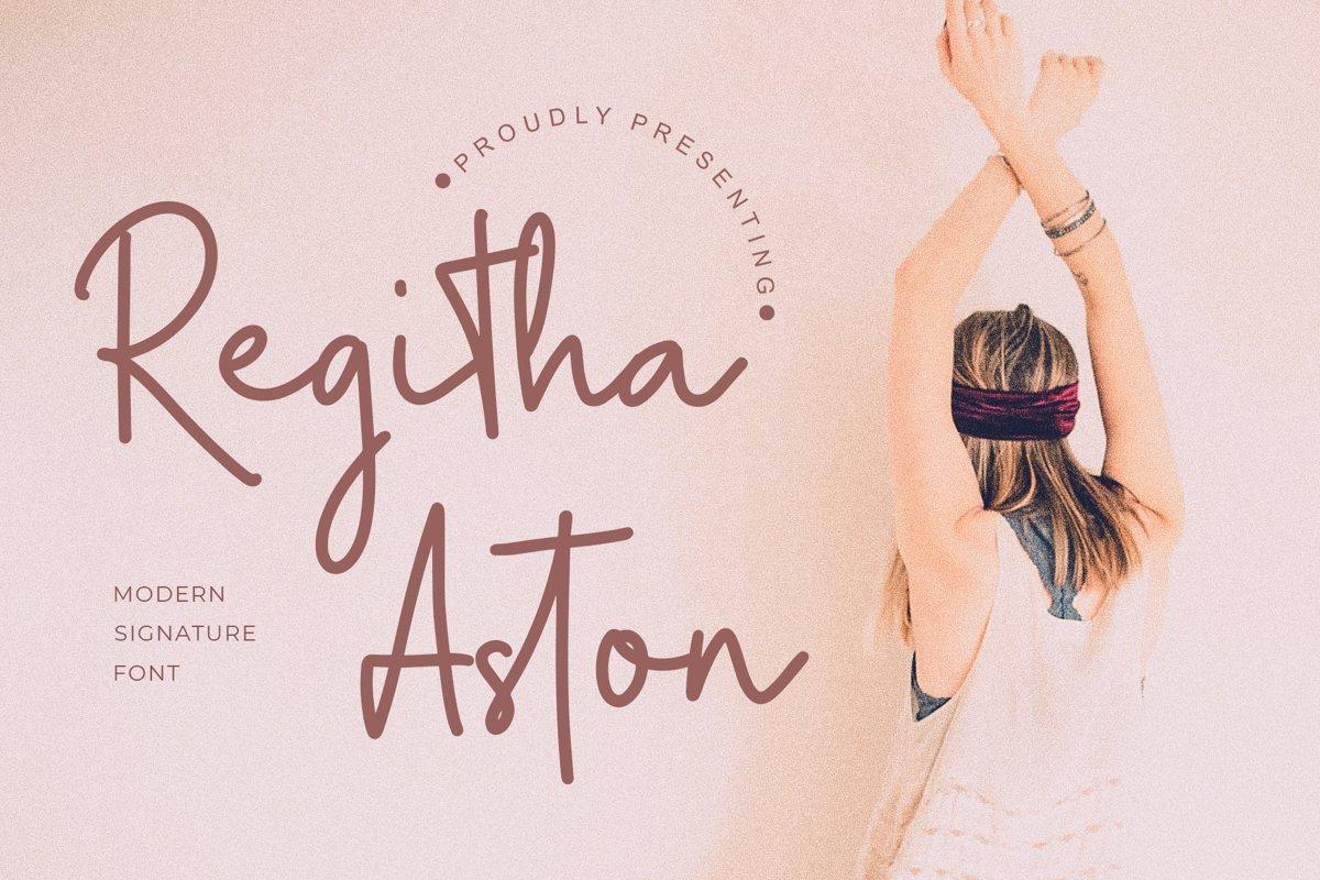 Regitha Aston example image 1