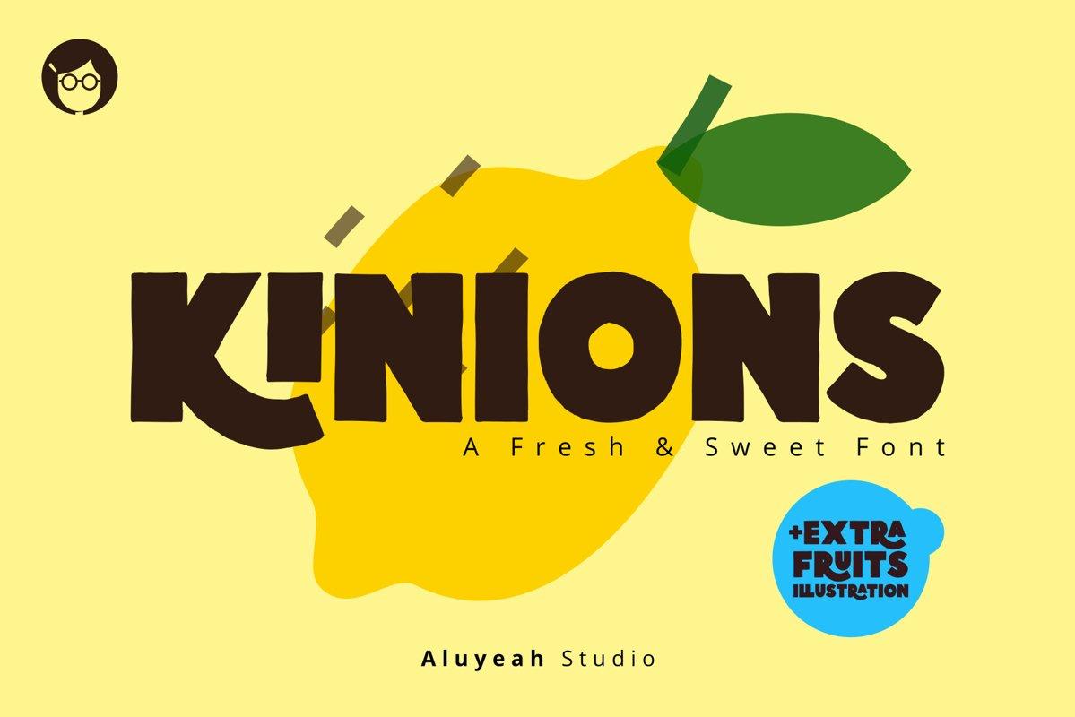 AL Kinions example image 1