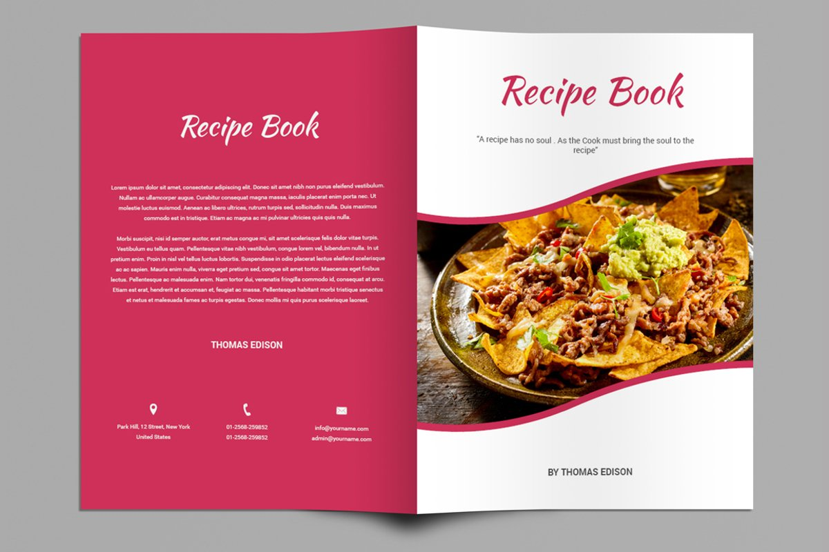 Recipe Book | Cook Book example image 1