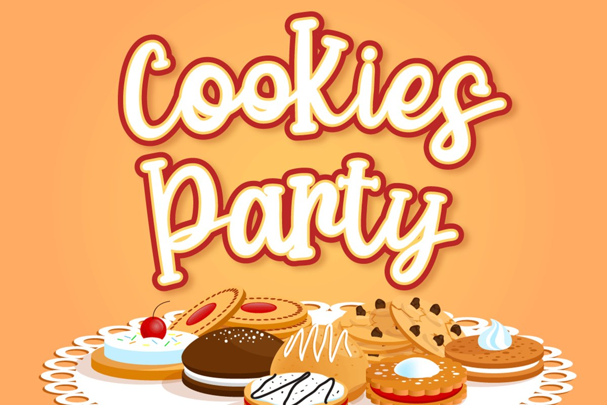 Cookies Party example image 1