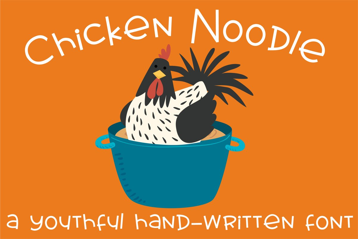 ZP Chicken Noodle example image 1