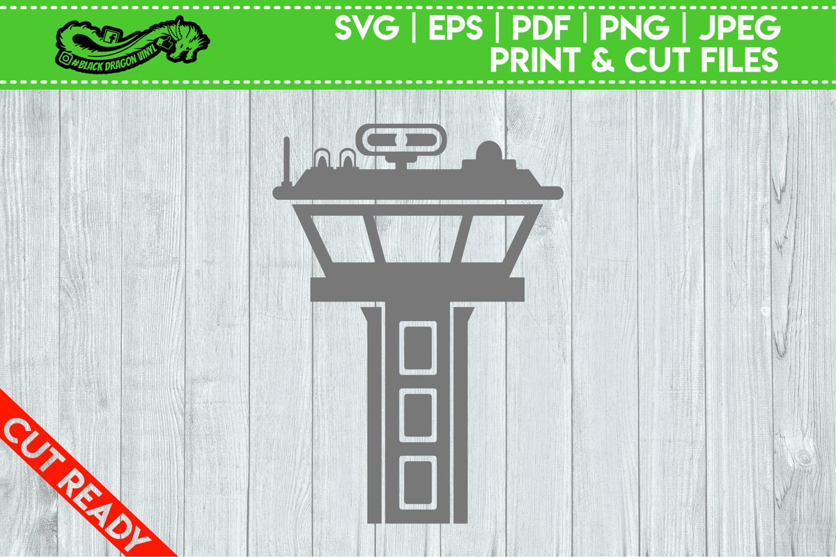 Flight Control Tower example image 1