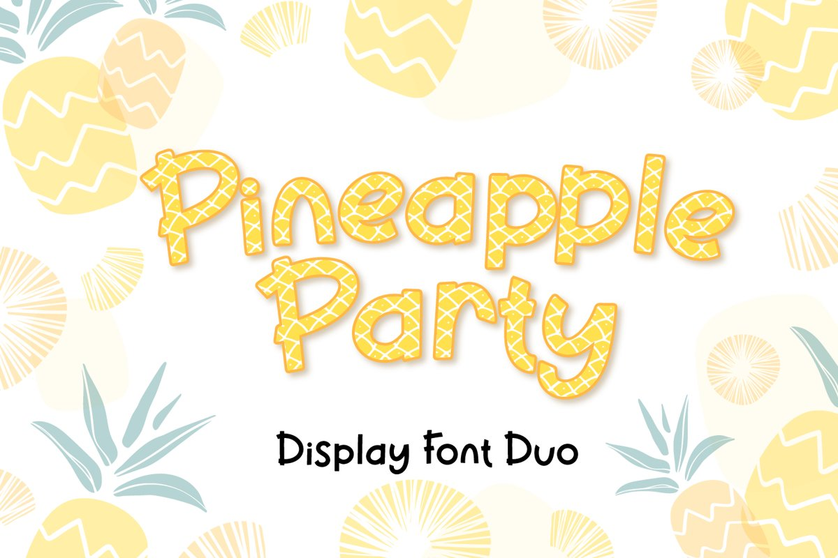 Pineapple Party example image 1