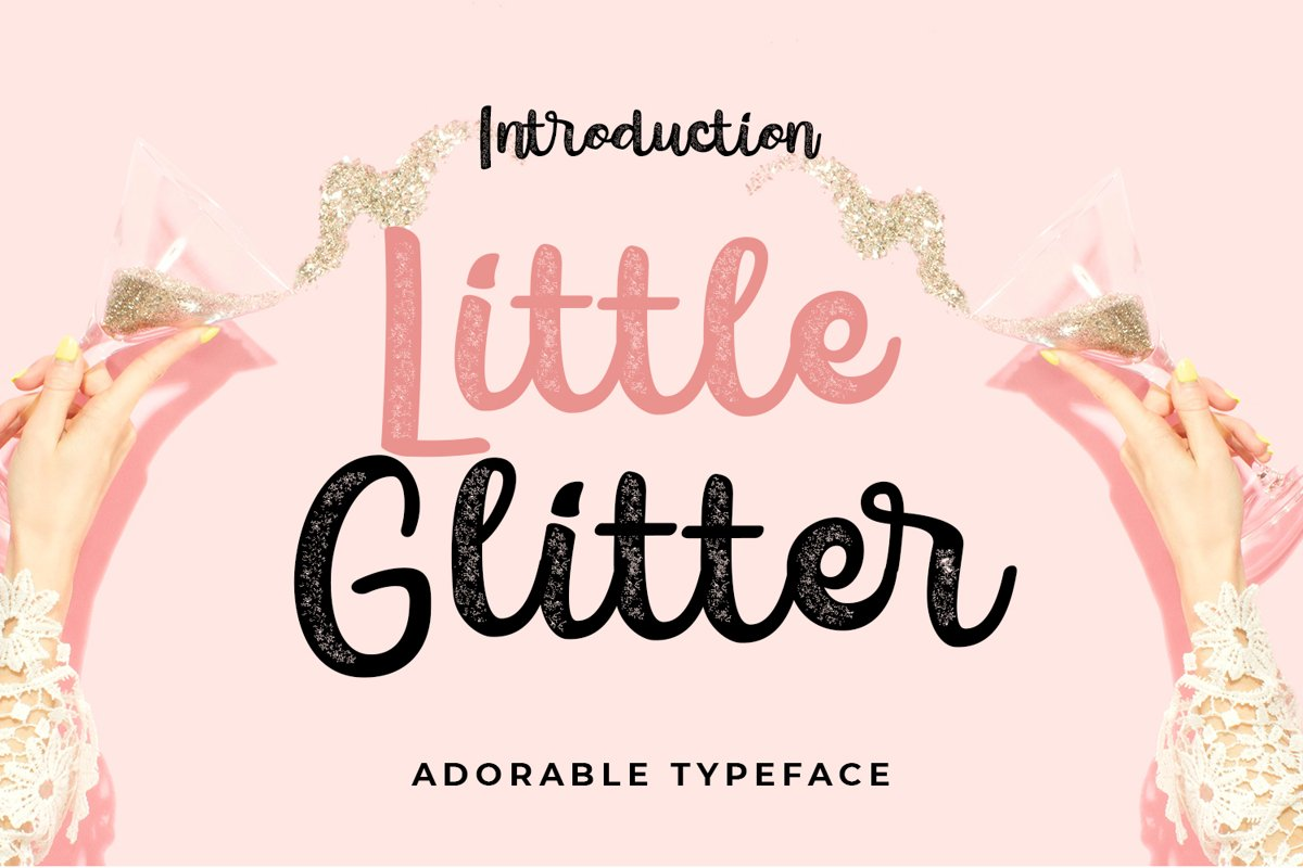 Little Glitter example image 1