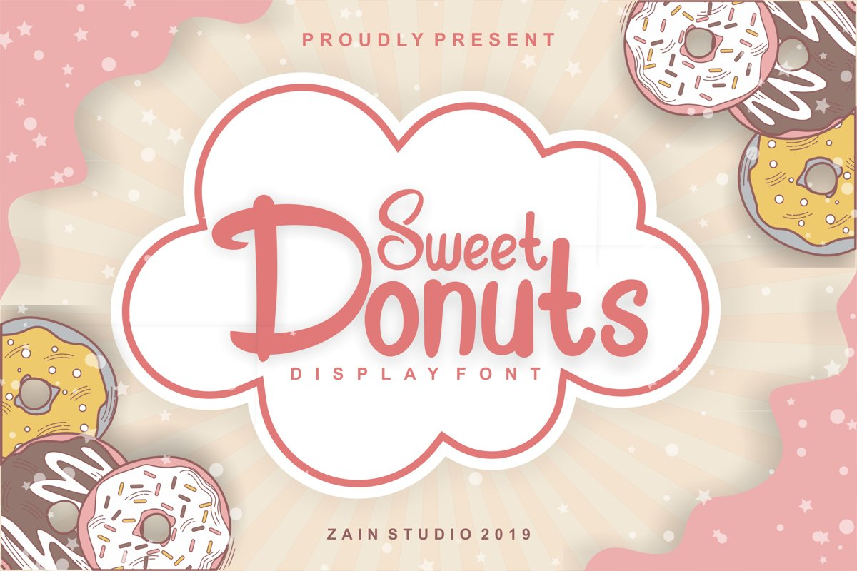 Sweet Donuts example image 1