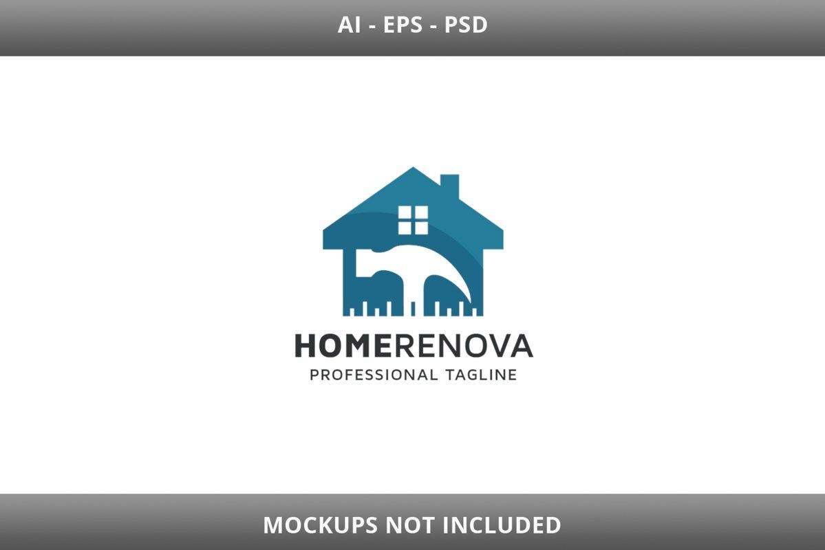 Home Renova Logo example image 1