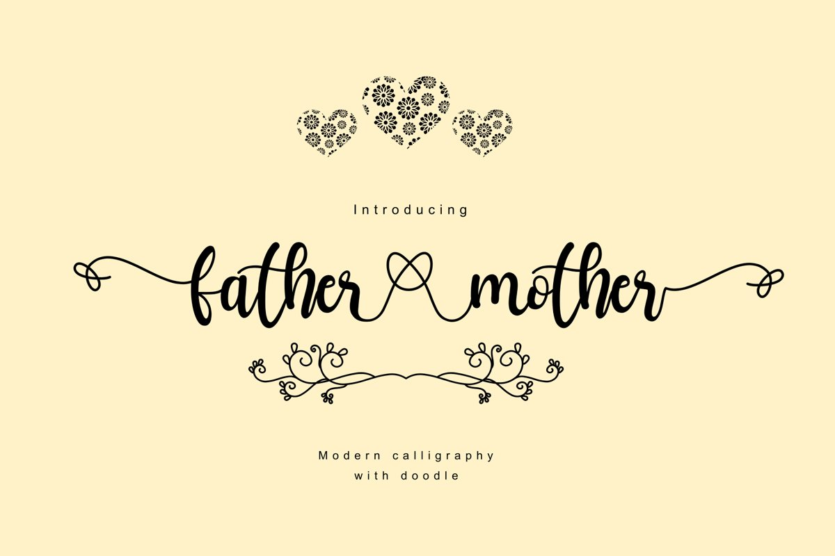 Father Mother example image 1