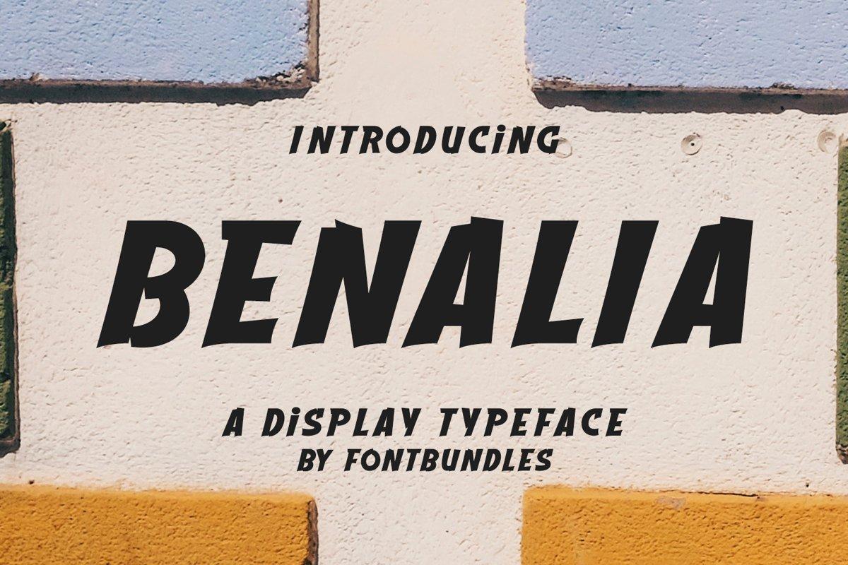 Benalia example image 1