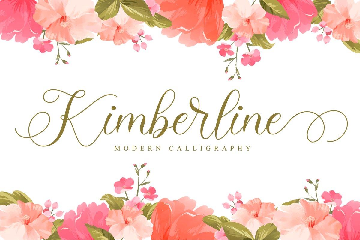 Kimberline example image 1