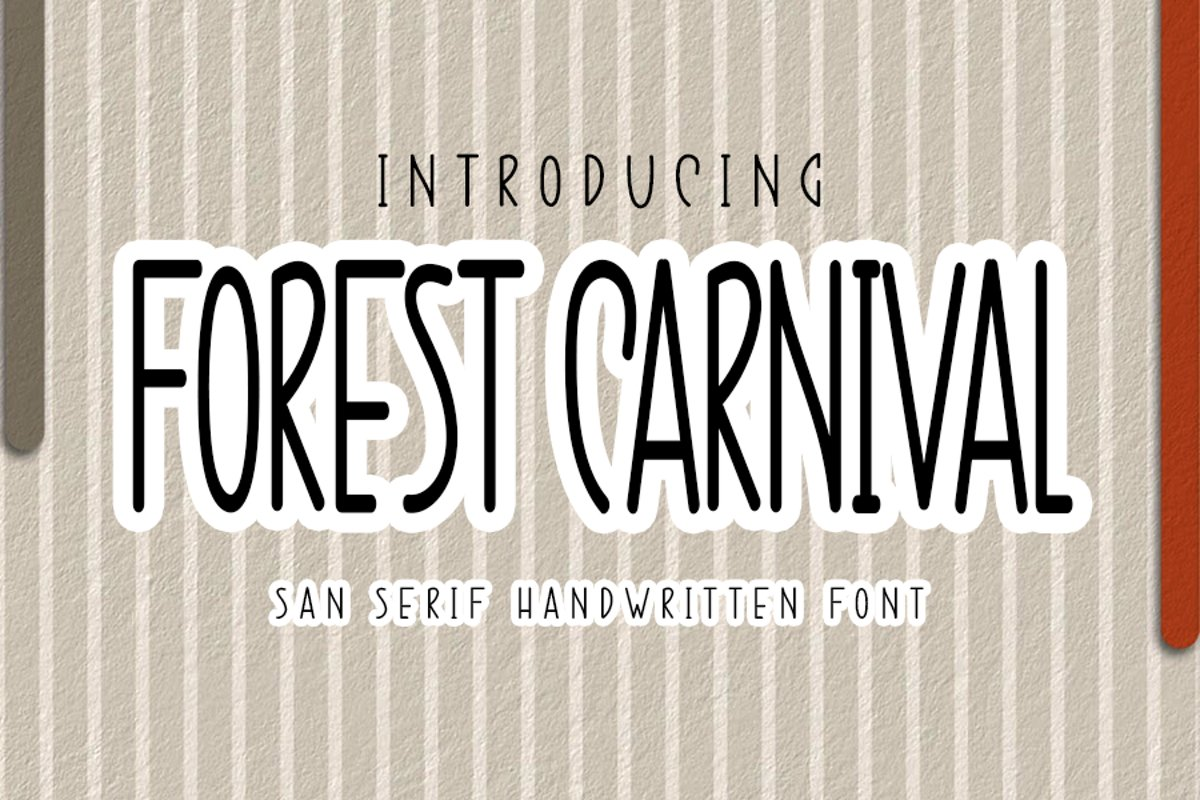 Forest Carnival example image 1