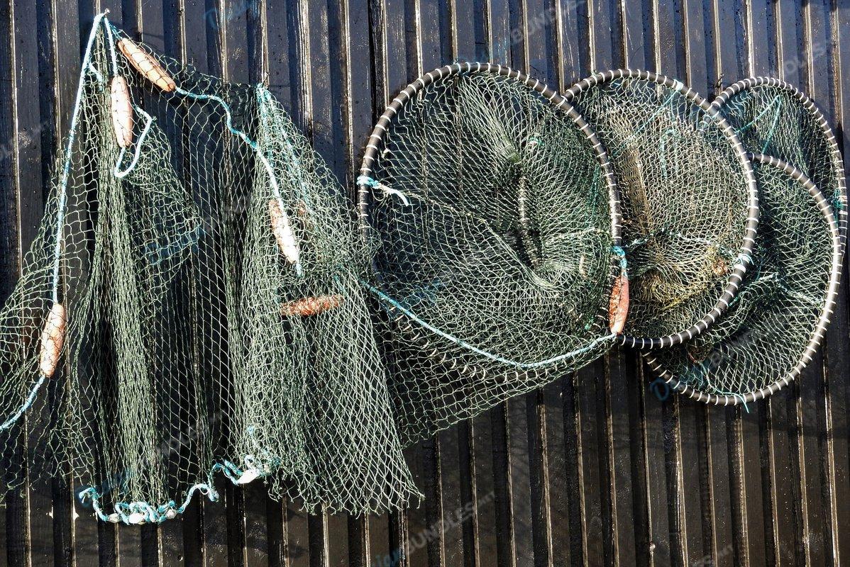 Fishing Nets example image 1