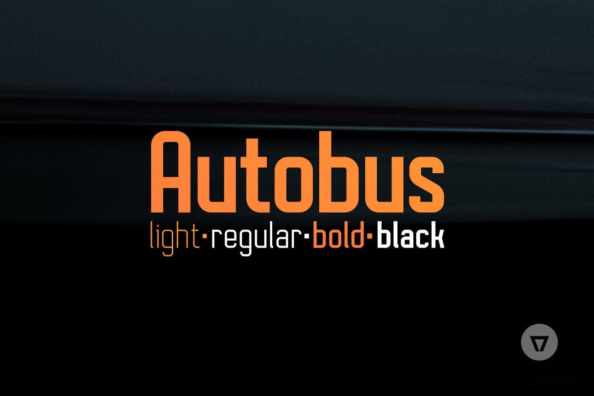 Autobus example image 1