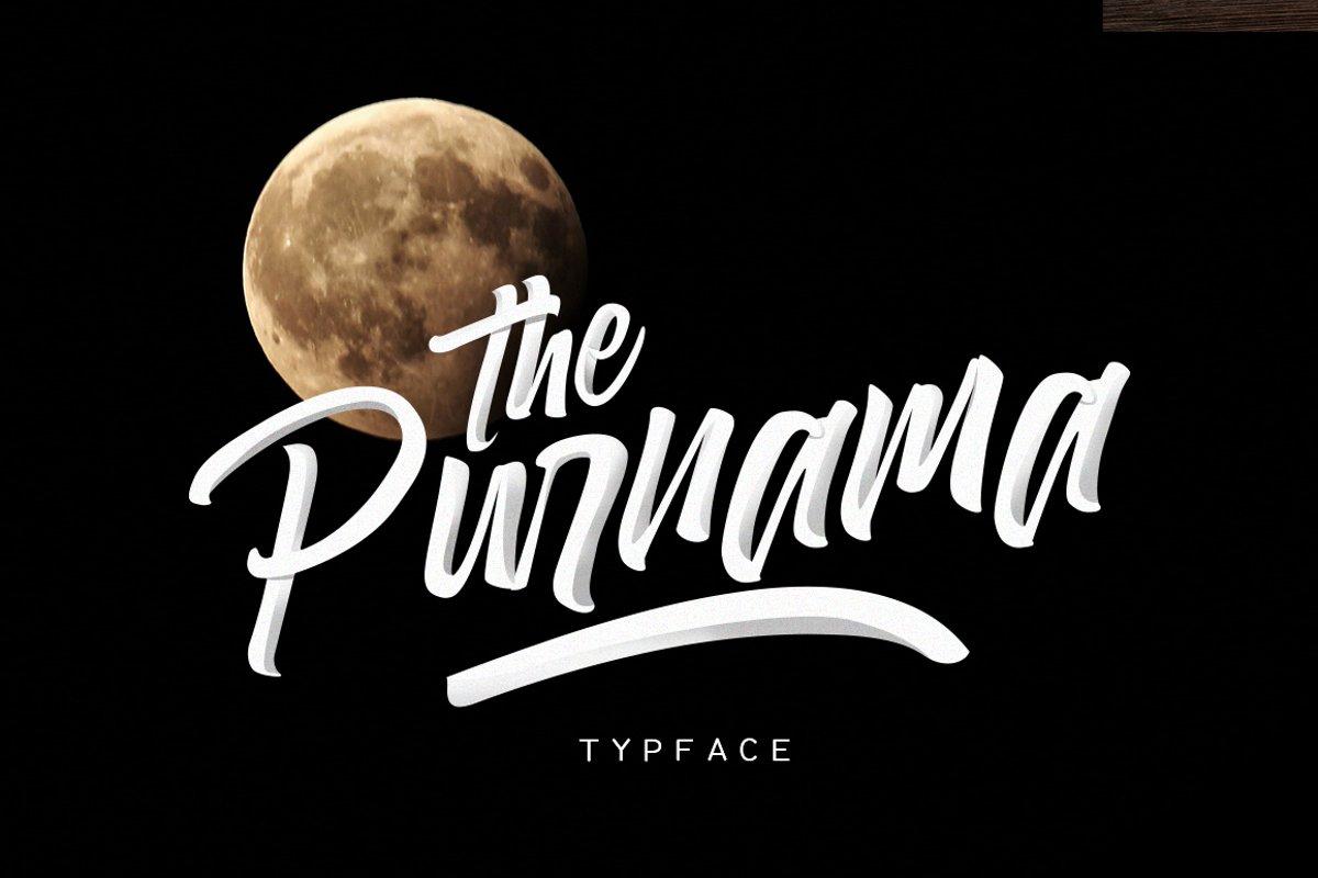 Purnama Font example image 1
