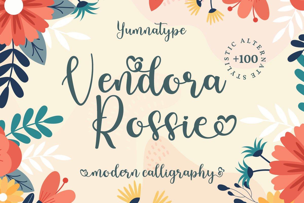 Vendora Rossie example image 1