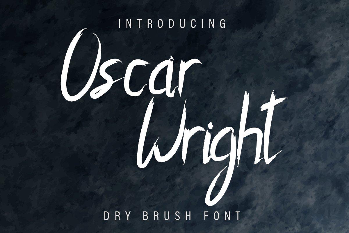 Oscar Wright example image 1