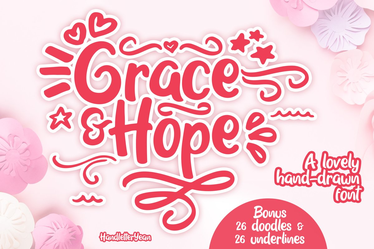 Grace & Hope example image 1