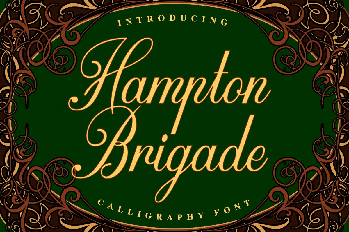 Hampton Brigade example image 1