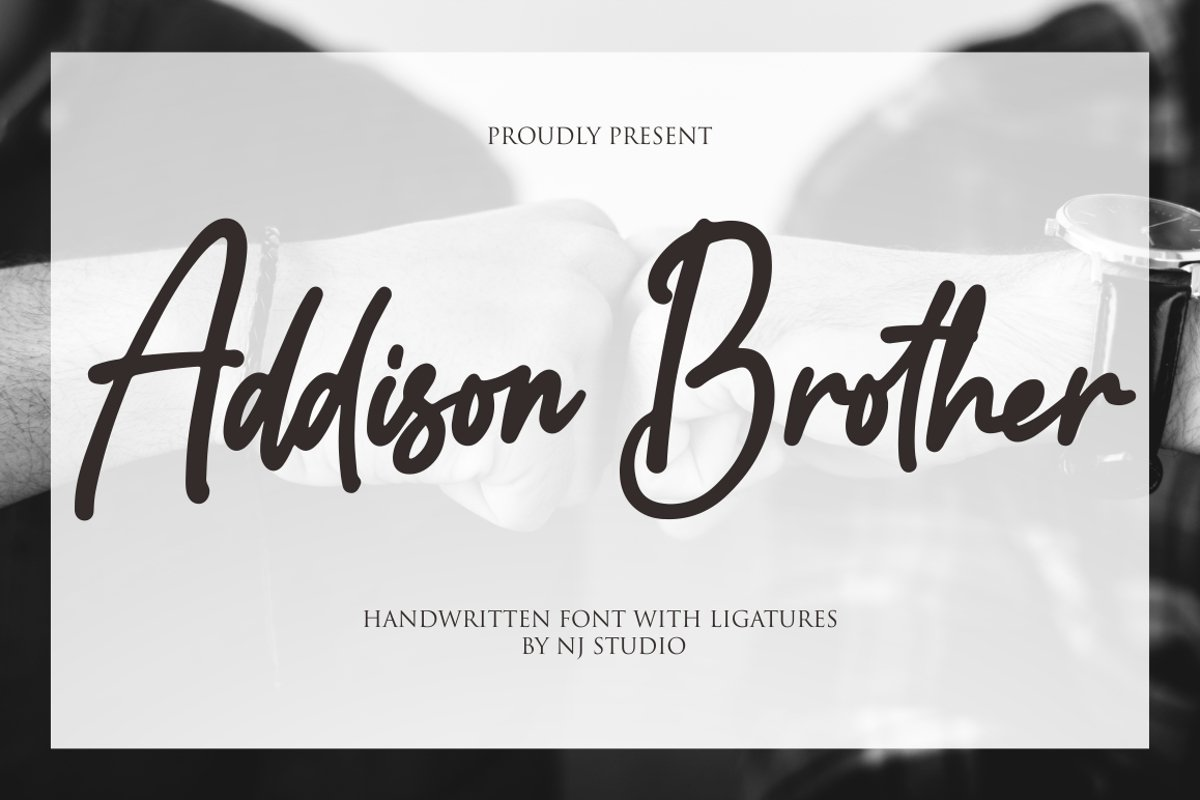Addison Brother example image 1
