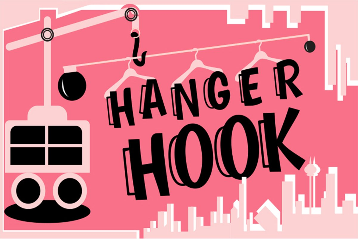 Hook Hanger example image 1