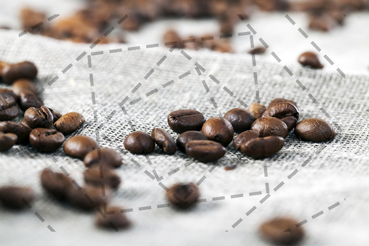 flax surface and coffee example image 1
