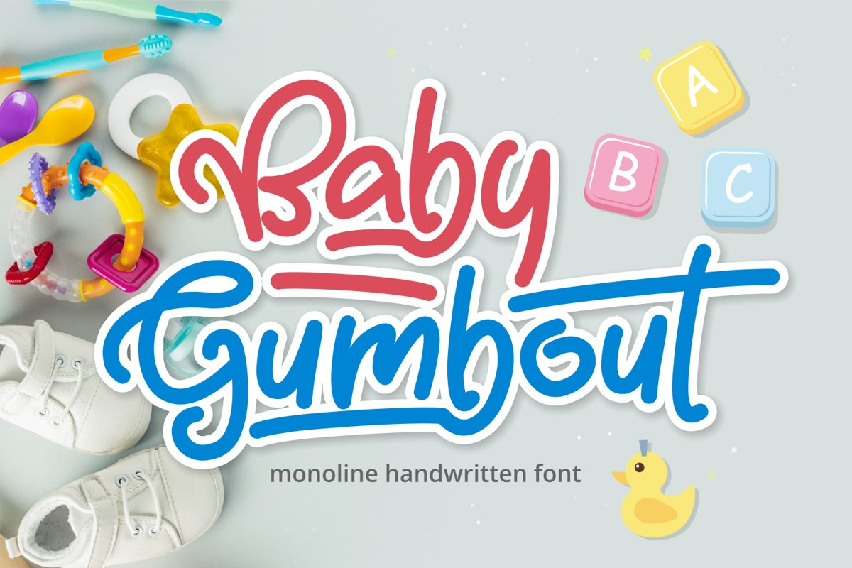 Baby Gumbout example image 1