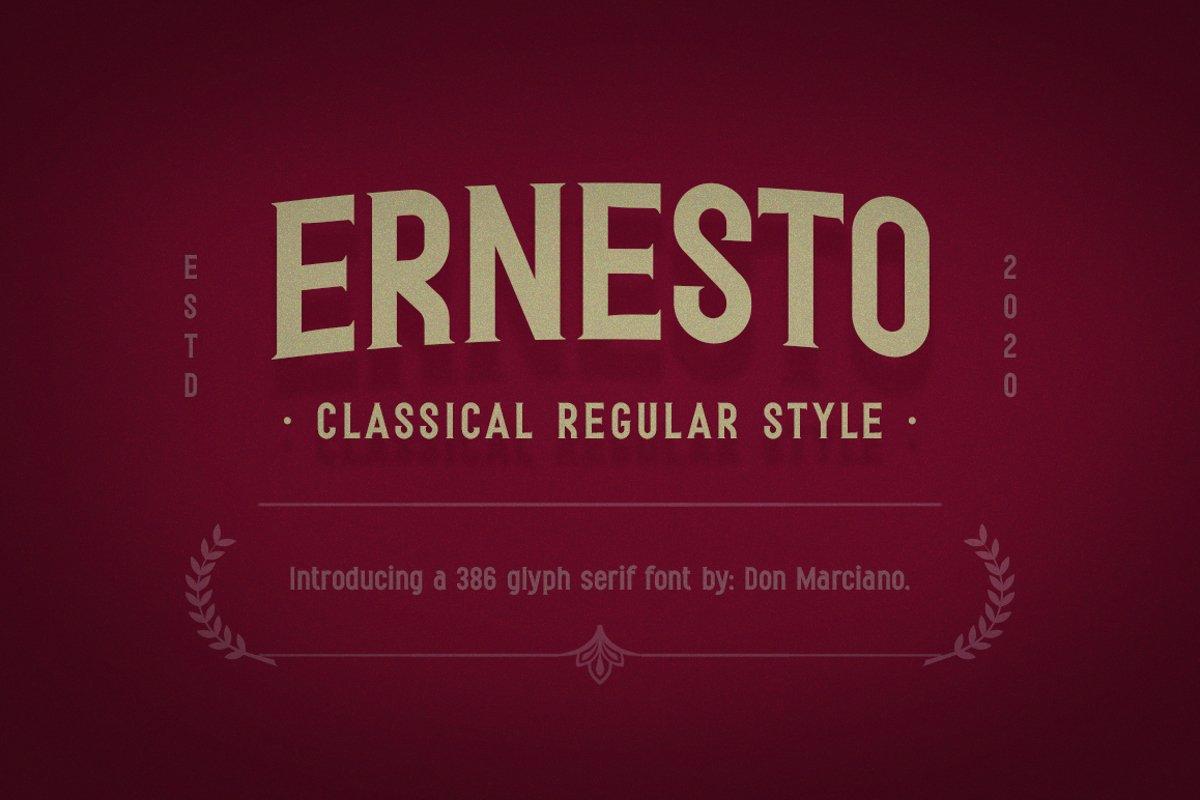 Ernesto Classical example image 1