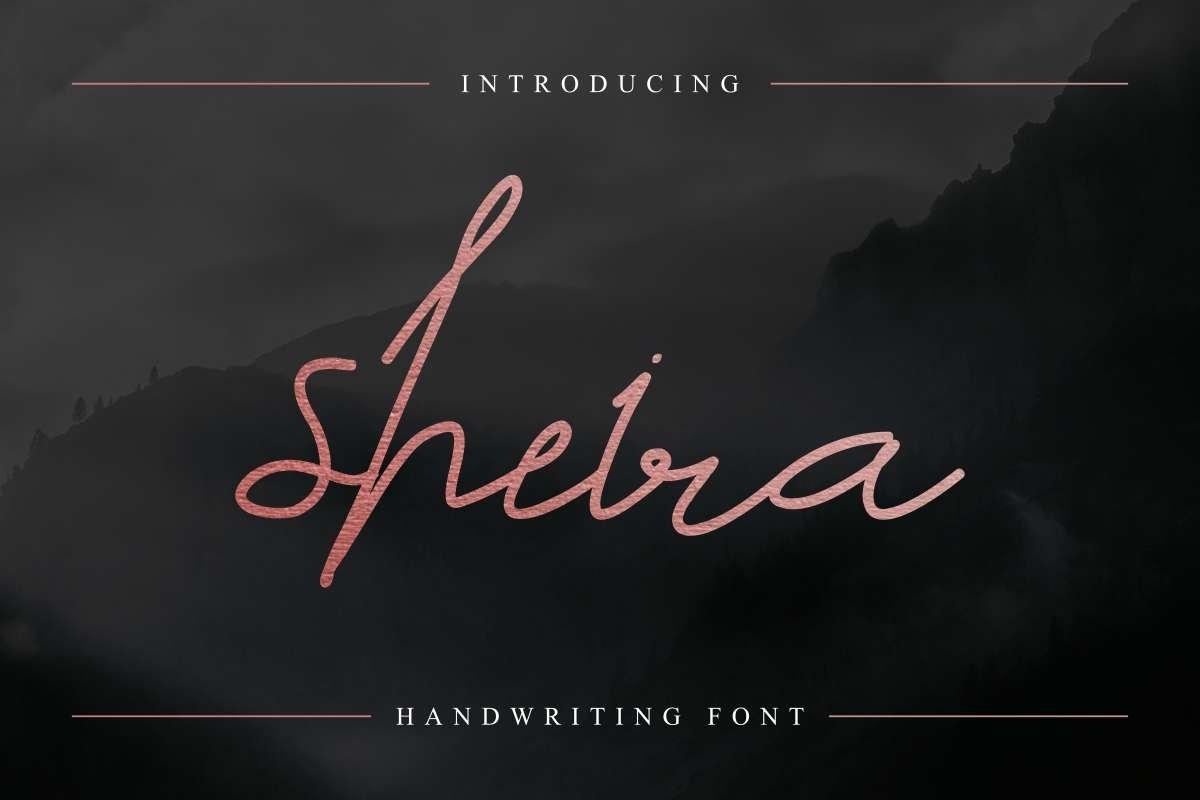 Sheira example image 1