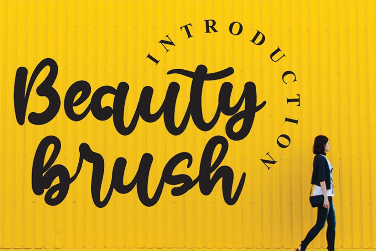 Beauty Brush example image 1