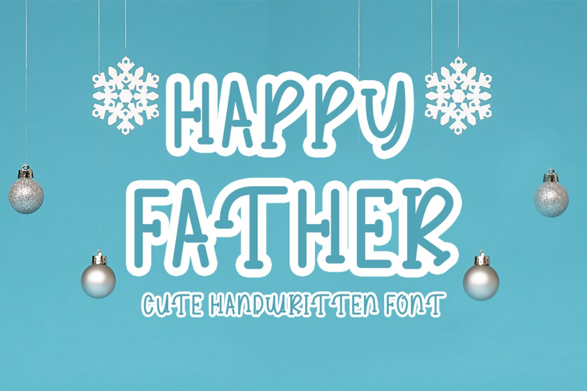Happy Father example image 1