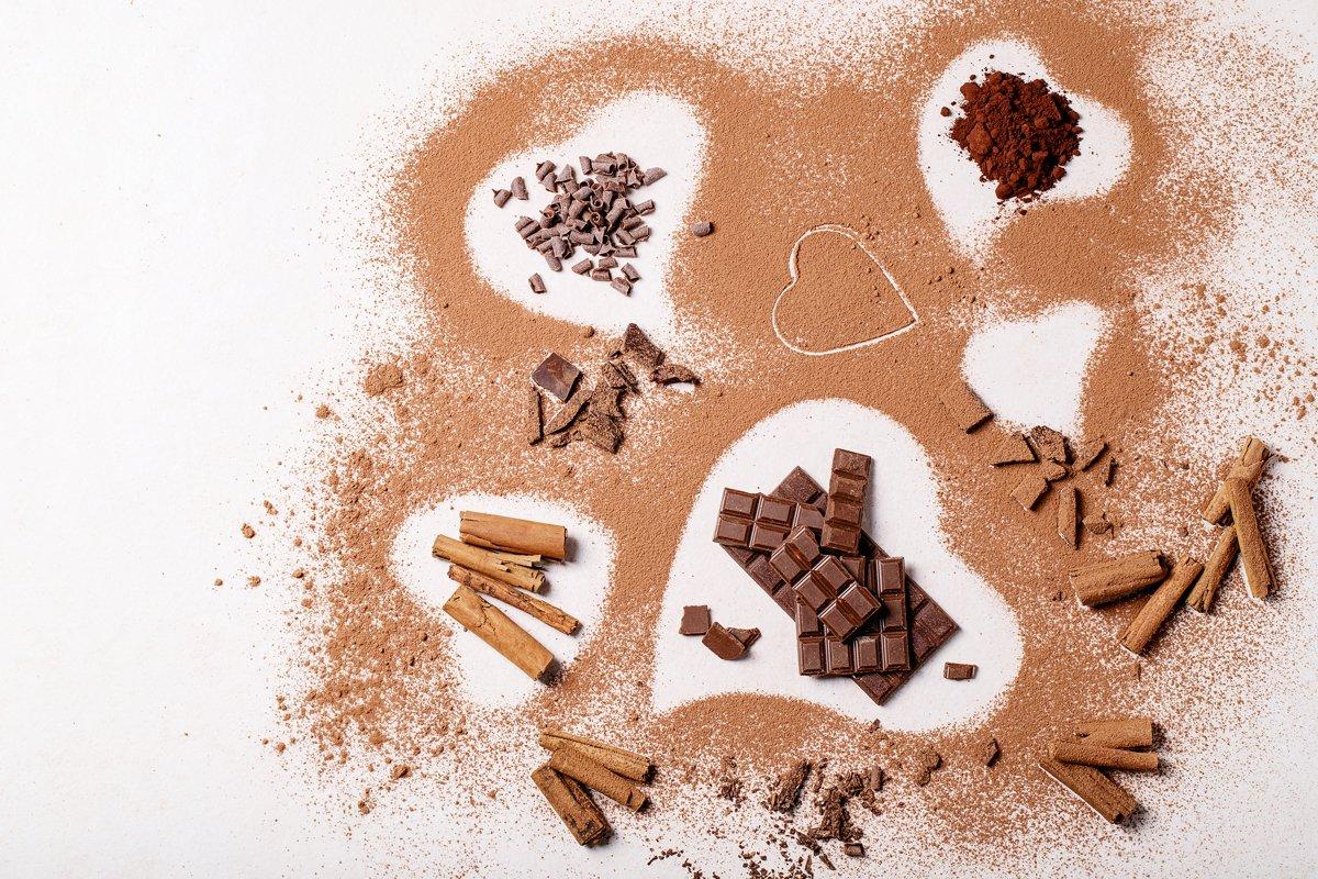 Saint valentine's day cacao example image 1