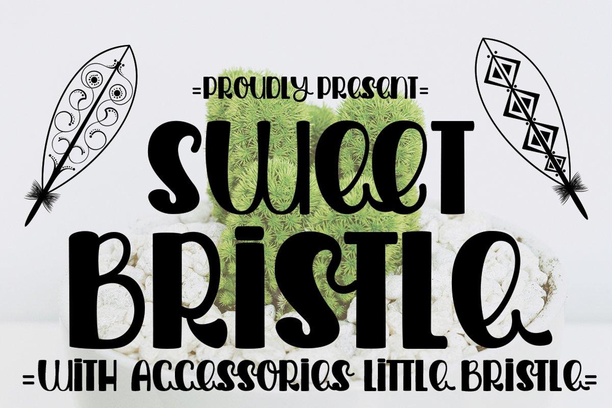 Sweet Bristle example image 1