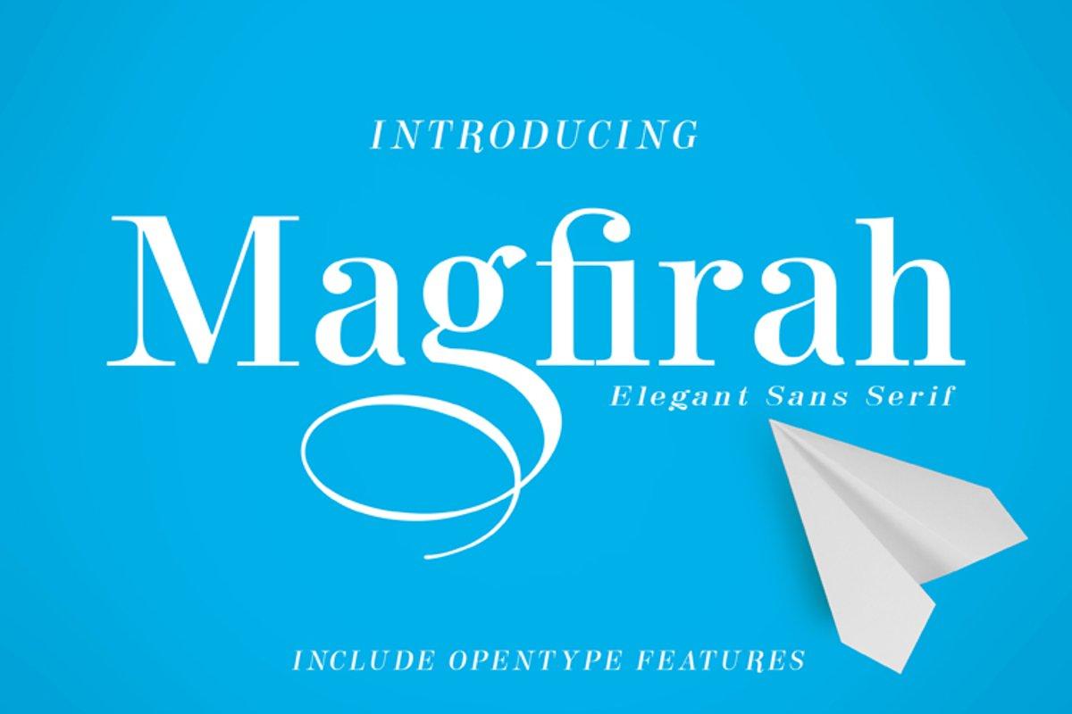 Magfirah example image 1