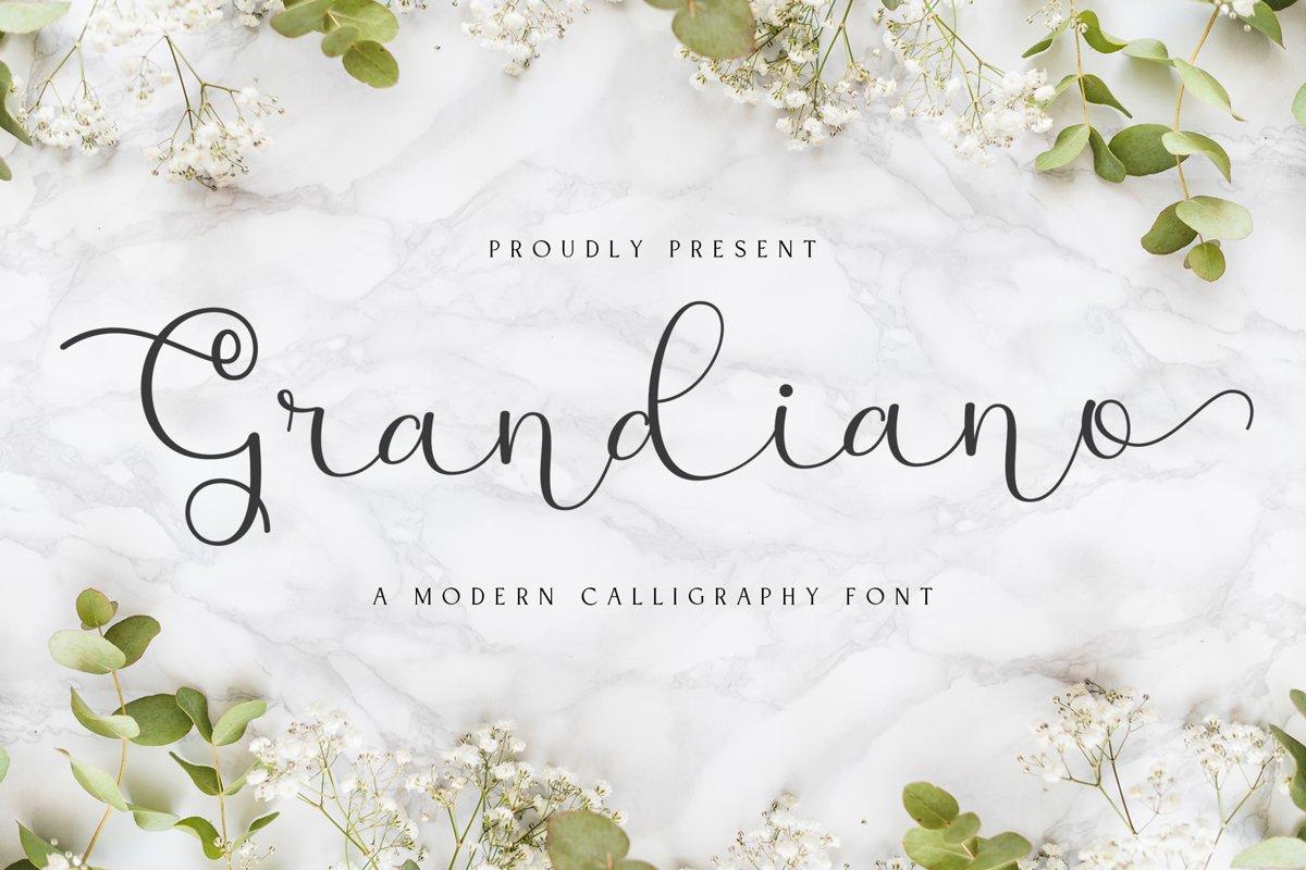 Grandiano example image 1