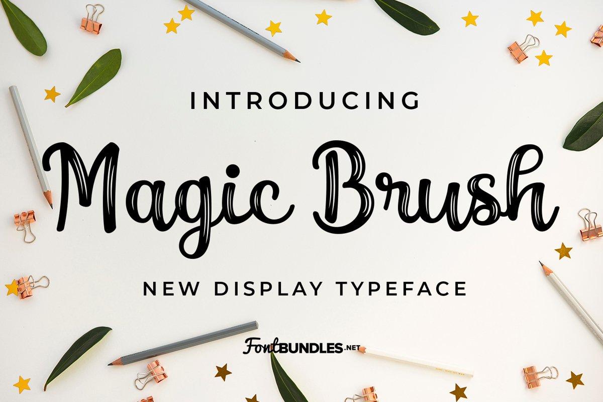 Magic Brush example image 1
